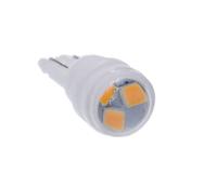 Светодиодная led лампочка 12В T10-2835-3 SMD Керамика (7090)