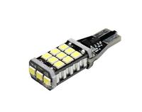 Светодиодная led лампочка 12В T15-2835-21 SMD CANBUS(7193)