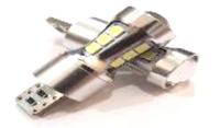 Светодиодная led лампочка 12/24В T10 / T15 -3030- 18 SMD (7198)