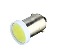 Светодиодная led лампочка 12В  T4W- COB-1W  (7200)