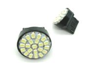 Светодиодная led лампочка 12В 7443-3014-22 SMD Безцокольная Двухконтактная Красный(7228)