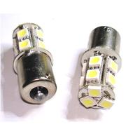 Светодиодная led лампочка 24В 1156-5050-13 SMD Одноконтактная(7273)