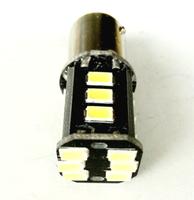 Светодиодная led лампочка 12В 1157-5730-18 SMD Двухконтактная CANBUS(7279)