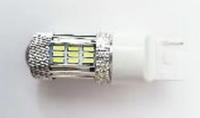 Светодиодная led лампочка 12/24В 7443-4014-45 SMD Безцокольная Двухконтактная (7299)