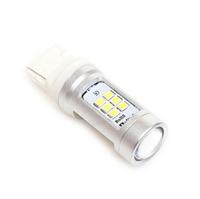 Светодиодная led лампочка 12/24В 3157-402835-21 SMD Безцокольная Двухконтактная(7330)