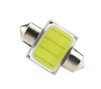Светодиодная led лампочка 12В FS COB 31мм (7362)