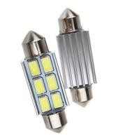 Светодиодная led лампочка 12В FS-5730-6SMD 36MM CANBUS драйвер (7395)