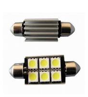Светодиодная led лампочка 12/24В FS-2835-6 SMD 31 MM CANBUS драйвер (7397)
