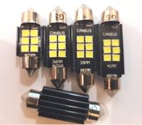 Светодиодная led лампочка 12/24ВFS-2835-6 SMD 41 MM CANBUS драйвер (7400)