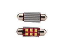 Светодиодная led лампочка 12/24 FS-3030-6 SMD 36MM CANBUS драйвер (7402)