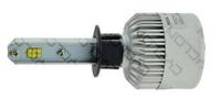 LED ЛАМПЫ ОСНОВНОГО СВЕТА H1 5000K 8000Lm FAN type 8 v2 (7427)