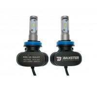 Светодиодные автолампы  BAXSTER S1 H11 5000K 4000lm с радиатором (7489)