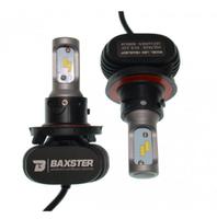 Светодиодные автолампы  BAXSTER S1 H13 5000K 4000lm с радиатором  (7491)