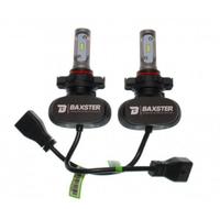 Светодиодные автолампы  BAXSTER S1 H16 6000K 4000lm с радиатором  (7492)