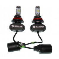 Светодиодные автолампы BAXSTER S1 HB1(9004) 6000K 4000lm с радиатором (7501)