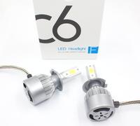 Светодиодные автолампы C6 HeadLight H7 12v COB (7510)