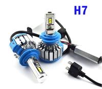 Светодиодные автолампы TurboLed T1 H7 6000K 35W 12/24v CanBus с активным охлаждением (7552)