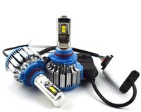 Светодиодные автолампы TurboLed T1 HB4 6000K 35W 12/24v CanBus с активным охлаждением (7554)