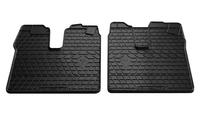 MAN TGL 2000- Комплект из 2-х ковриков Черный в салон (7584) MAN