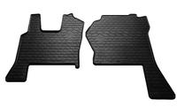 SCANIA R 2009-2013 Комплект из 2-х ковриков Черный в салон (7612) SCANIA