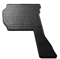 VOLVO FH 2012- Передний правый коврик Черный в салон (7623) VOLVO