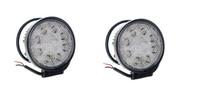 Светодиодные дополнительные фары Allpin мощностью 24 Вт, комплект 2 шт. Epistar(7643S24C)