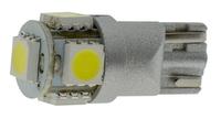 Светодиодные автолампы Cyclone T10-052 5050-5 12V SD (7717)