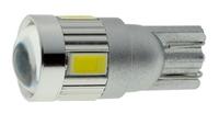 Светодиодные автолампы Cyclone T10-060 5630-6 12V SD (7723)