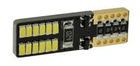 Светодиодные автолампы Cyclone T10-061 CAN 3014-24 12V SD (7724)
