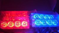 Стробоскопы светодиодные синие 4-2-16 12V (7797)