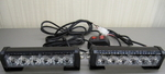 Стробоскопы Federal signal S5-6 LED красно/синие 12-24В(7801)