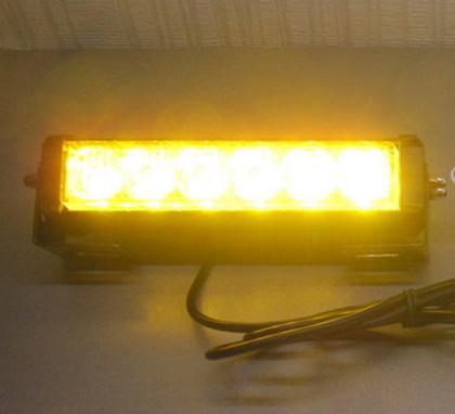 Стробоскопы жёлтые S5-6 LED Federal signal 12-24В(7799)