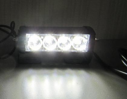 Стробоскопы белые S5-4 LED Federal signal.12-24В(7803)