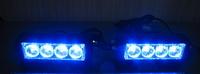 Стробоскопы синие Federal signal S5-4 LED 12 В(7805)
