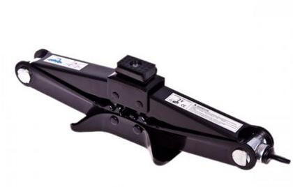 Домкрат ромб 2т короб. ST-113/резин.упор (ST-113N). Высота подъема 390 мм. 3,2кг (7909)