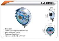 Фары дополнительные DLAA 1090 E-W хром/H3-12V-55W/D=128mm компл.(8007)