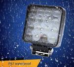 Дополнительная фара светодиодная Allpin 48 Вт(8027F48)