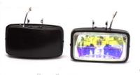 Фары дополнительные модель VARRAN HY-041B/RAINBOW H3-12V-55W/165*90mm (8071)