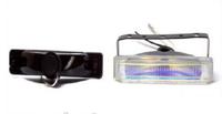 Фары дополнительные модель VARRAN HY-050/RAINBOW H3-12V-55W/178*35mm (8074)