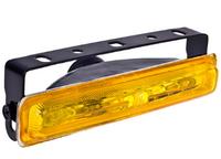 Фары дополнительные модель VARRAN HY-050/YELLOW H3-12V-55W/178*35mm (8075)