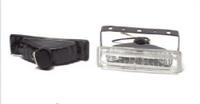 Фары дополнительные модель VARRAN HY-050B/CLEAR H3-12V-55W/178*35mm (8079)