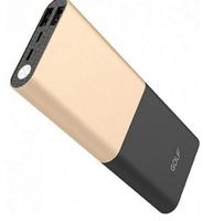 Портативная батарея Power Bank Golf G27 10000mAh Gold(8220GG27)