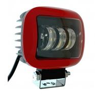 Светодиодная фара AllLight 30W(B) 3chip spot 9-30V (830930W)