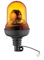 Мигалка желтая под лампочку 12 вольт TR517 для грузовиков(8312TR517)