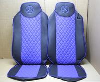 Чехлы на сидения Mercedes Actros 18-44 (09-15) синие для грузовиков(8341) MERCEDES-BENZ