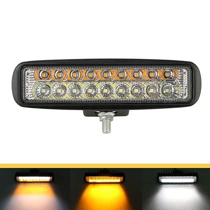 Фара дополнительного света Allpin 27 Вт с поворотом (8383WY27W)