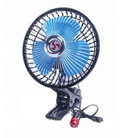 Автомобильный вентилятор с прищепкой в салон 24 В (8399)