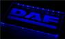 Светодиодная табличка DAF 200x120мм 24v(8702)