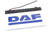 Светодиодная табличка DAF 200x120мм 24v(8702) DAF