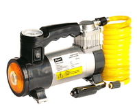 Компрессор автомобильный ELEGANT FORCE MAXI с сигнальным фонарем (8727)